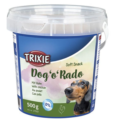 Soft Snack Dog o Rado, 500 g