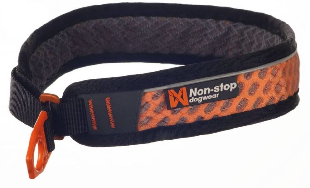 Non-stop Rock Collar Orange