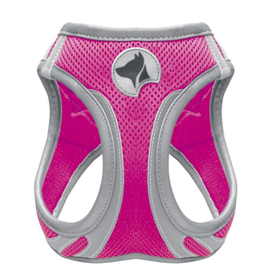 Croci Hiking Reflective Harness M Rosa