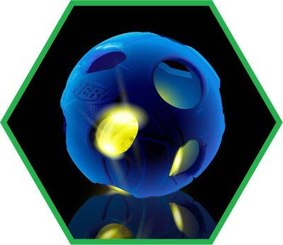 NERF LED BASH BALL S