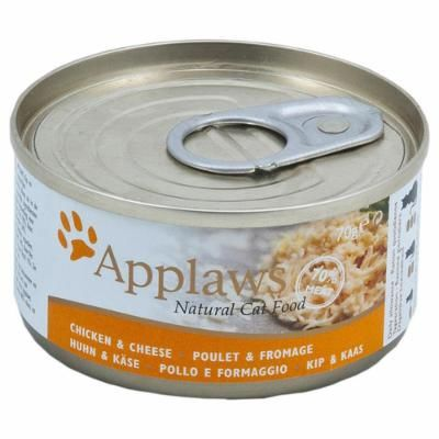 Applaws katt konserv Chicken Breast&Chee 70gr