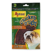 HUNDSNACKS CHICKEN DLIGHT DUCK 100GR