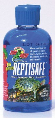 ZOO MED REPTISAFE WATER CONDITIONER 125M
