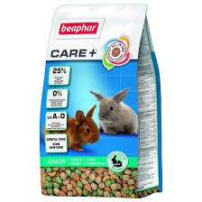 CARE+ JR KANIN 250G
