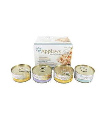 Applaws katt konserv Supreme Collection 12x70gr