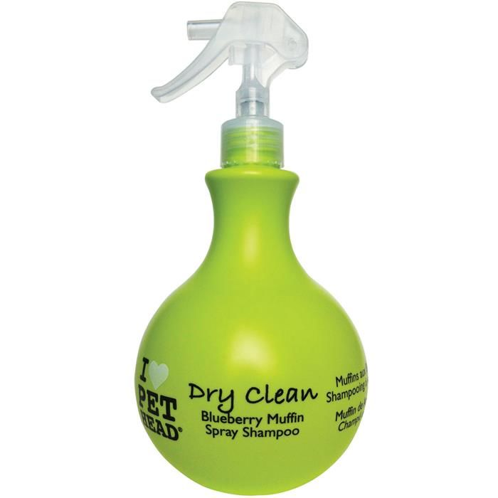 Pet Head DRY CLEAN 450ml