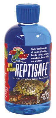 ZOO MED REPTISAFE WATER CONDITIONER 258M