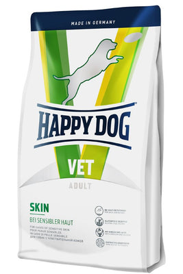 Happy Dog Vet Skin 4Kg (Sensitiv Hud)