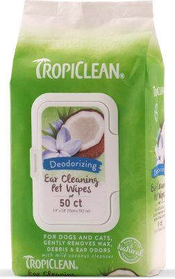 EAR CLEANING WIPES 50ST