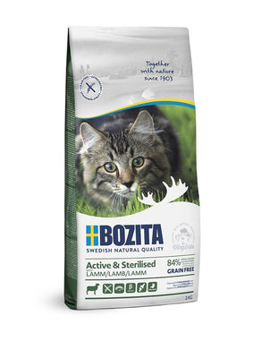 Bozita Active & Sterilized Grain Free La