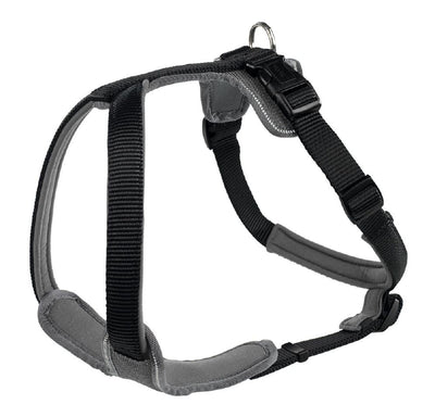 Hunter Harness Grå/Sort Neopren XS