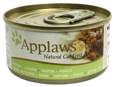 Applaws Kitten konserv Chicken 70gr