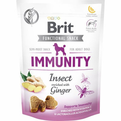 Brit Immunity Insect & Ginger 150gr