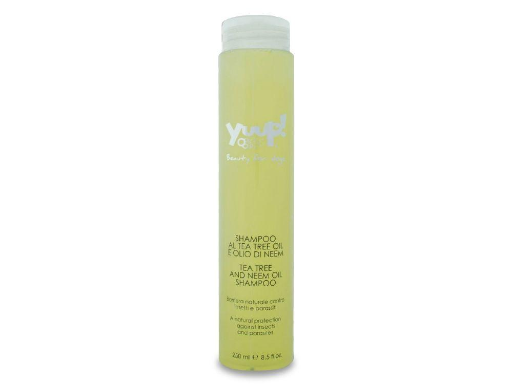 Yuup! Tea Tree and Neem Oil Shampoo 250m