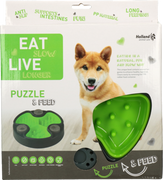 Eat Slow Live Longer Puzzle and Feed