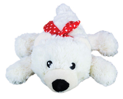 Holiday Cozie Polar Bear