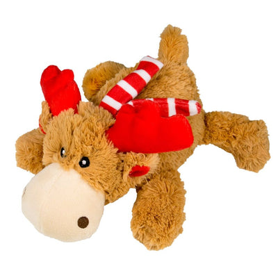 KONG Holiday Cozie Reindeer, medium, H17