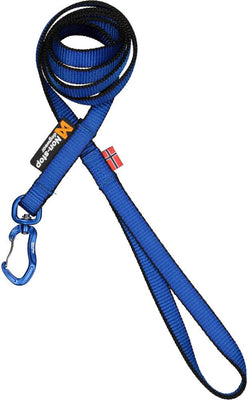 Rock leash, Blue