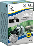 BOZITA FELINE DIET & STOMACH 190GR TETRA