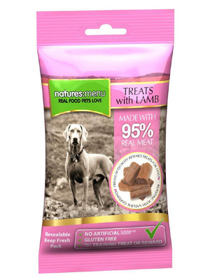 NM Snacks Hund Lam og Kylling 60g