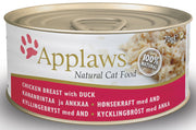 Applaws katt konserv Chicken&Duck 70gr