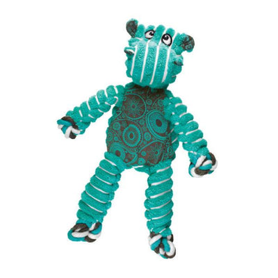 KONG Floppy Knots Hippo, medium/large, N