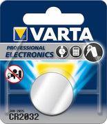 VARTA BATTERI CR 2032 3V
