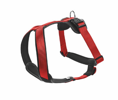 Hunter Harness Rød/sort Neopren XS