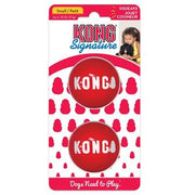 KONG Signature Balls 2-pk, small