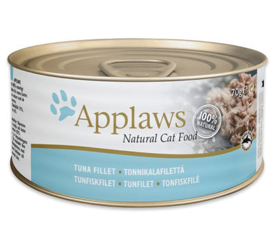 Applaws katt konserv Tuna Fillet 70gr
