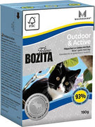 BOZITA FELINE OUTDOOR & ACTIVE 190GR TET