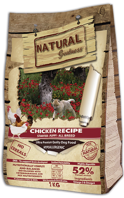 Puppy Chicken Recipe Ultra Premium - Avvenning - Valp - Junior - Alle raser