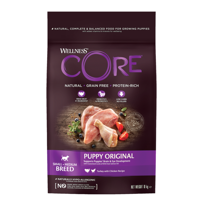 CORE Dog Puppy S/M breed 1,5 kg
