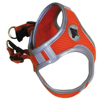 Croci Hiking Reflective Harness S Orange