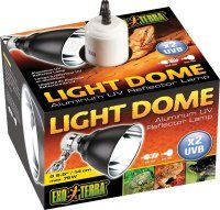 LIGHT DOME EXOTERRA 14CM