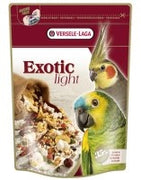 Papegøye Exotic Light 750gr