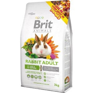 Brit Animals RABBIT ADULT Complete 1,5 k