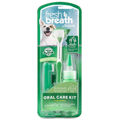 ORAL CARE KIT FOR DOGS 59ML