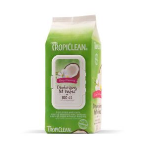 DEEP CLEANING WIPES 100ST