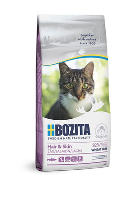 Bozita Hair & Skin Wheat Free Salmon