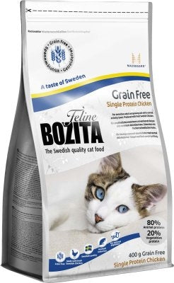 BOZITA FELINE GRAINFREE SINGLE PROTEIN C