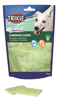 Chewing Chips - Tyggelapper m/spirulina