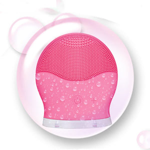 Facial Cleansing Brush Electric Massager