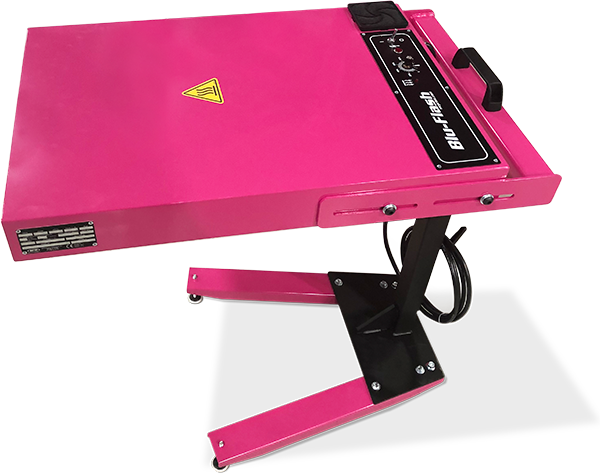 Pink BLU-FLASH™ Infrared Flash Cure Unit (Limited Edition)
