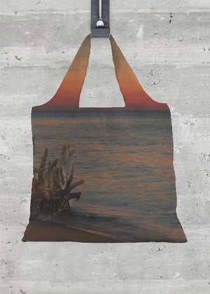 Great Slave Glory Foldaway Tote Bag