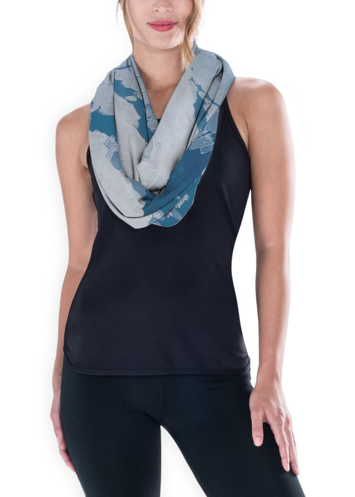 Northwest Passage - Eco Infinity Scarf