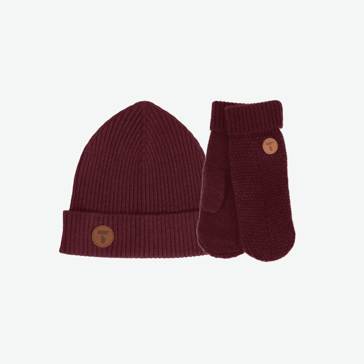 Women's Beanie & Mittens - Giftbox