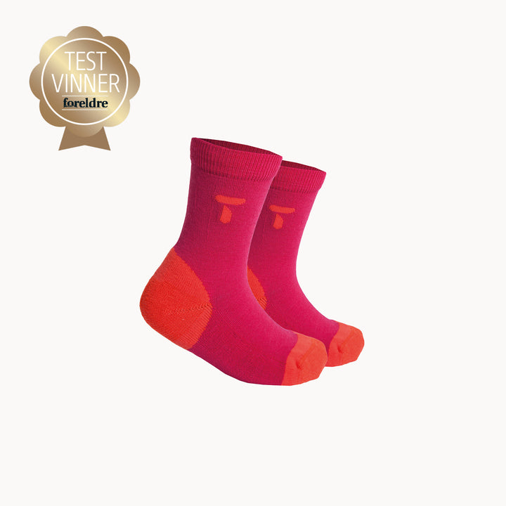 Kids Merino Crew Sock