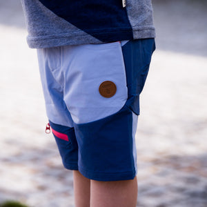 Kids Softshell Shorts