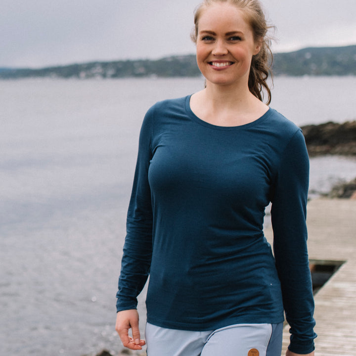 Women's Light Wool Long Sleeve